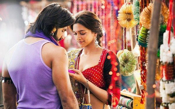 Deepika Padukone With Ranvir Singh New Movie Ram Leela Hd Wallpaper Leela Movie Indian Movies Bollywood Movies