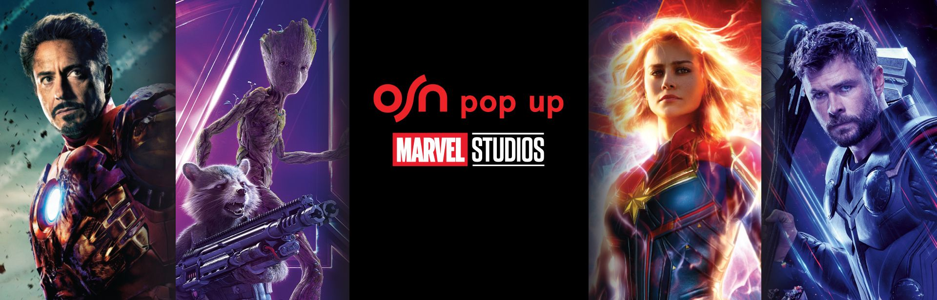 Watch Marvel Ous Movies On Osn Pop Up Best Superhero Movies Marvel Best Marvel Movies
