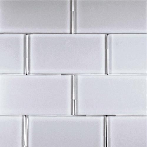 Epoch Tile Glass Mosaic Wall Tile 3 X 6 At Menards Epoch Tile Glass Mosaic Wall Tile 3 X 6 Glass Subway Tile Tiles Subway Tile