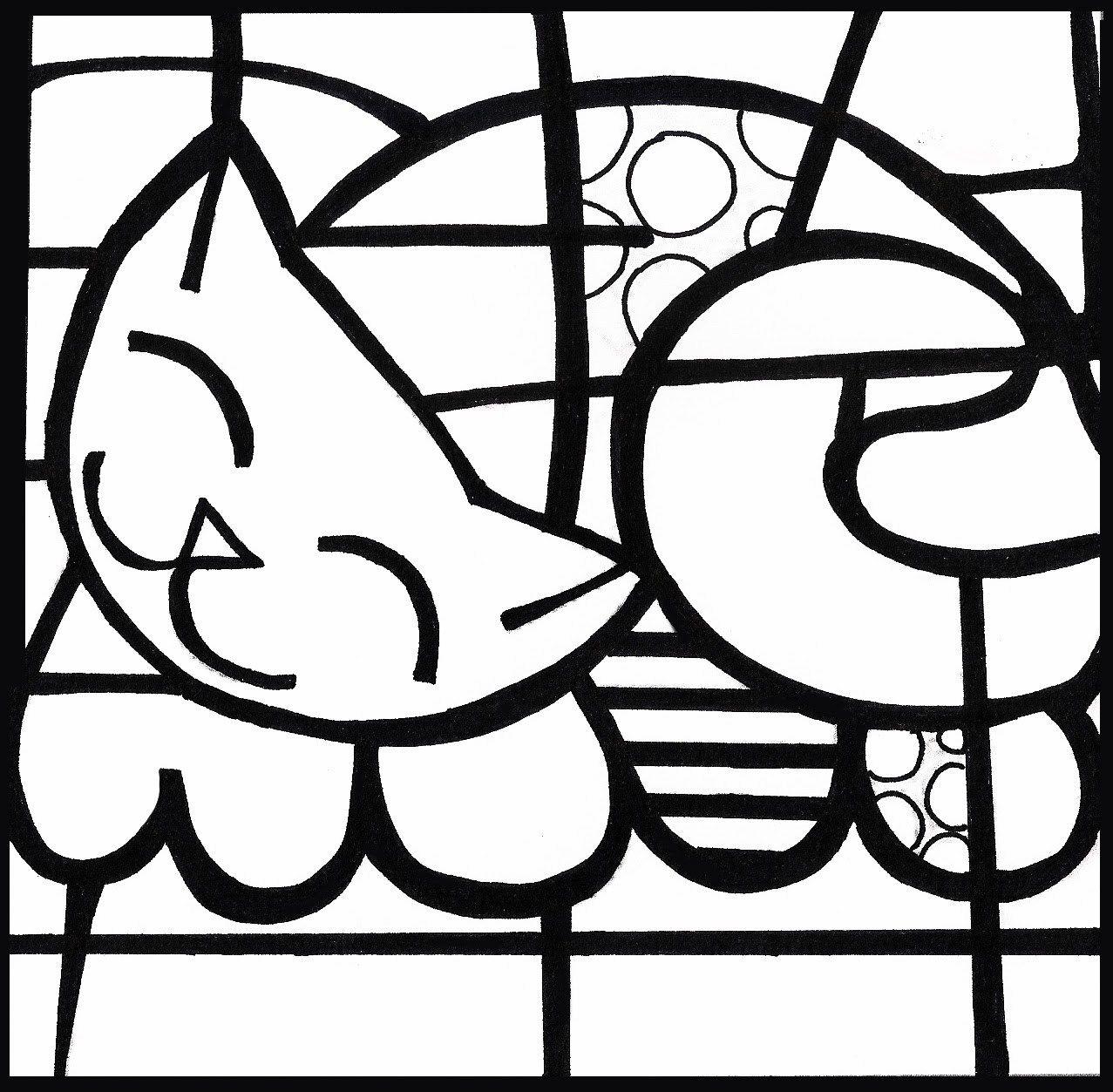 Atividades De Artes Romero Britto Schets Boek Desenhos