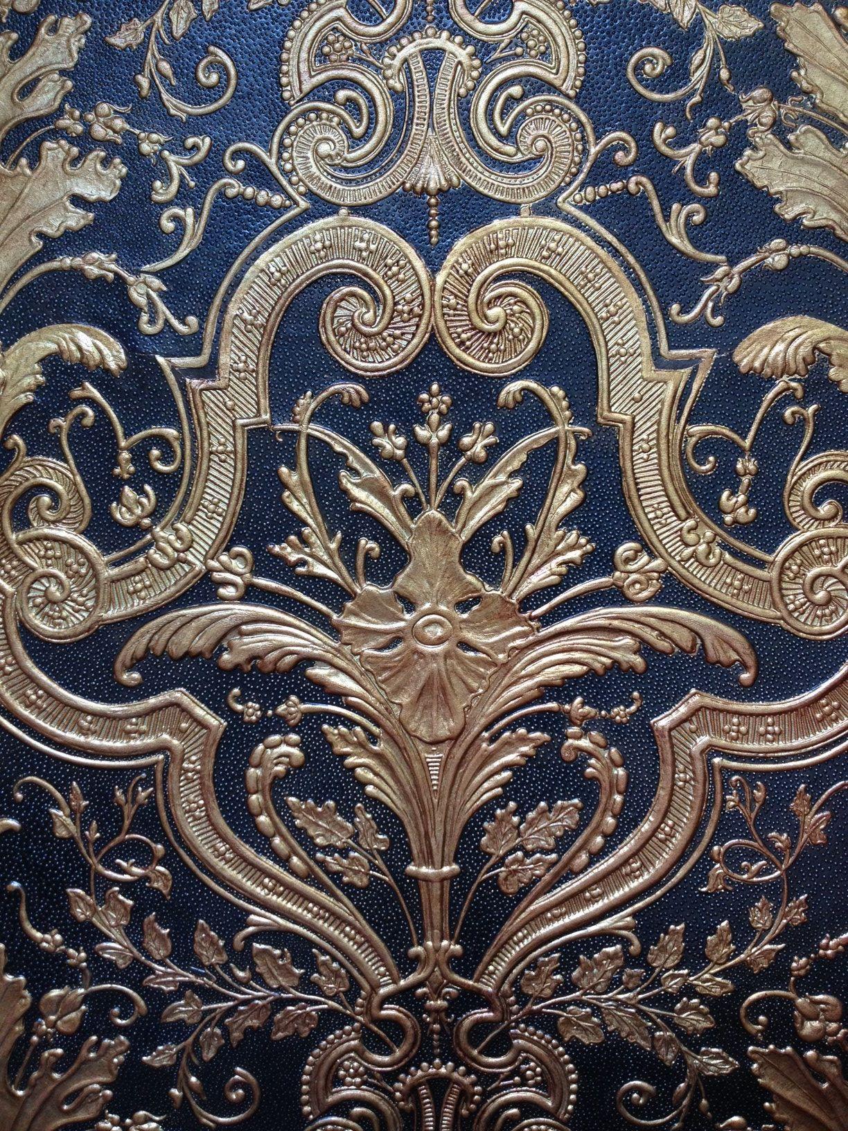 Papier Gaufré À Peindre maison fey cuir de cordoue (gaufré), embossed leather