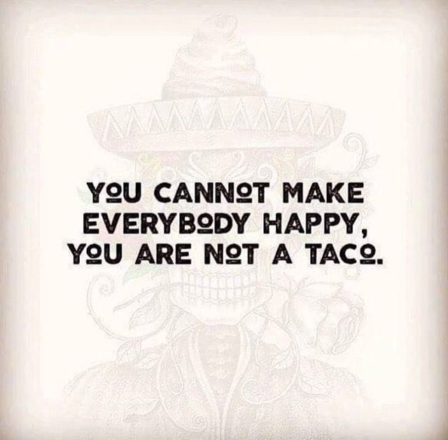 Happiness In Tacos