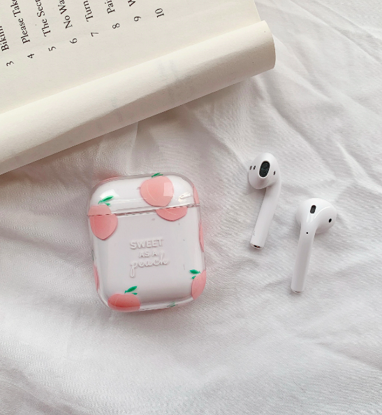 Silicone Airpod Case Aesthetic