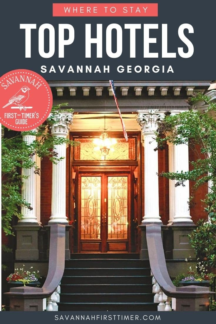 Get The Scoop From A Local And Learn The Best Places To Stay In Savannah Georgia Savannahfir Savannah Chat Savannah Georgia Hotels Savannah Georgia Vacation