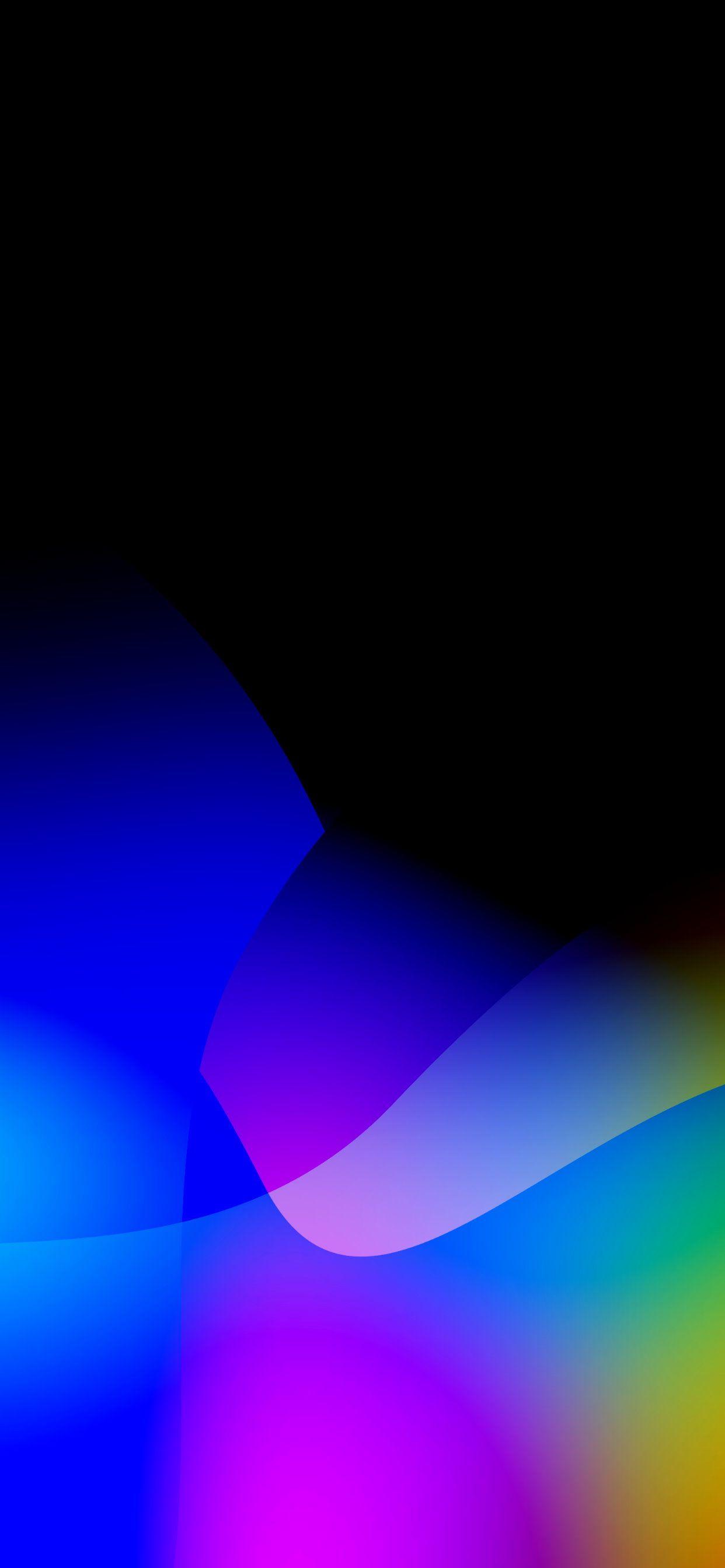 Wallpapers Apple Iphone Xs Max Fond D Ecran Telephone Fond D Ecran Abstrait Fond D Ecran Bleu Iphone