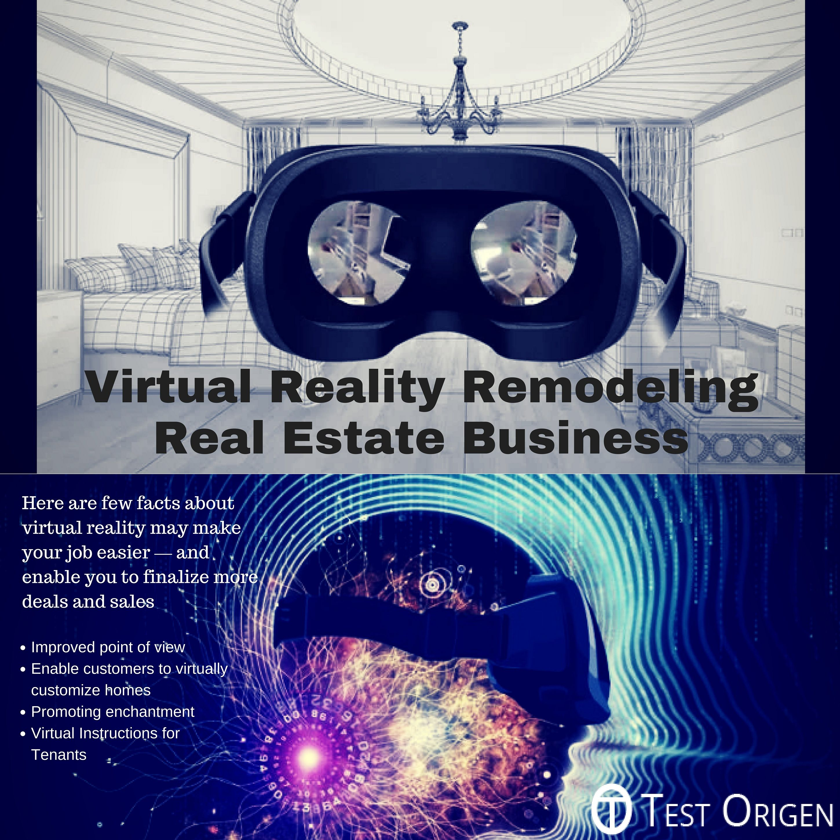Today The Virtual Reality For Real Estate Businesses Taking By