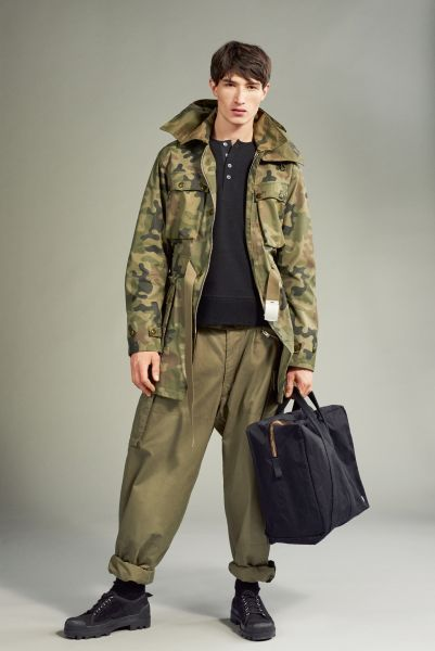 f54b4201250a Peak Performance x Nigel Cabourn