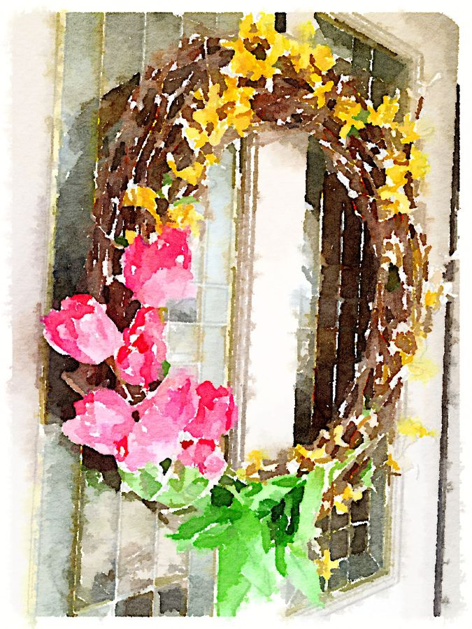 Waterlogue - Create your own water color art! - Momcrieff