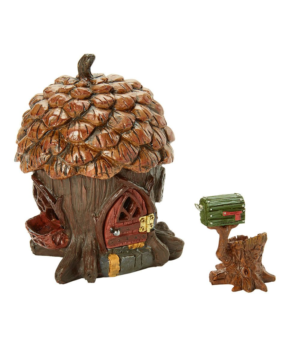 Nice Georgetown Home And Garden Fairy #26 - Georgetown Home And Garden Fairy Garden Acorn House U0026 Mailbox