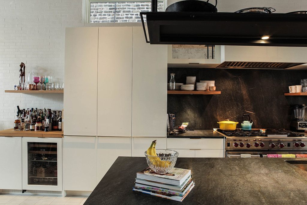 Kitchen Cabinets - Custom Wood Cabinets - Chicago, IL ...