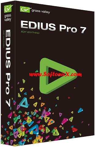 EDIUS Pro 7 Crack, Serial Number is the fastest and most flexible real-time  editing software. EDIUS Pro 7 Crack, Keygen is a best finishing tool for  studio.