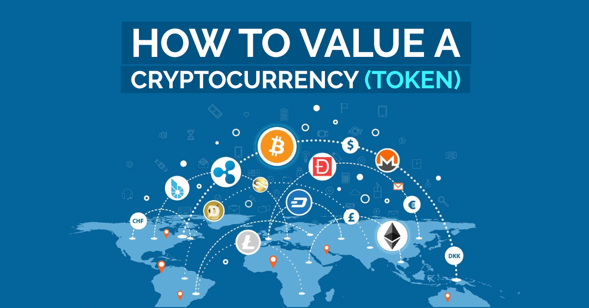 How To Value A Cryptocurrency Token Cryptocurrency Token Medical Tourism