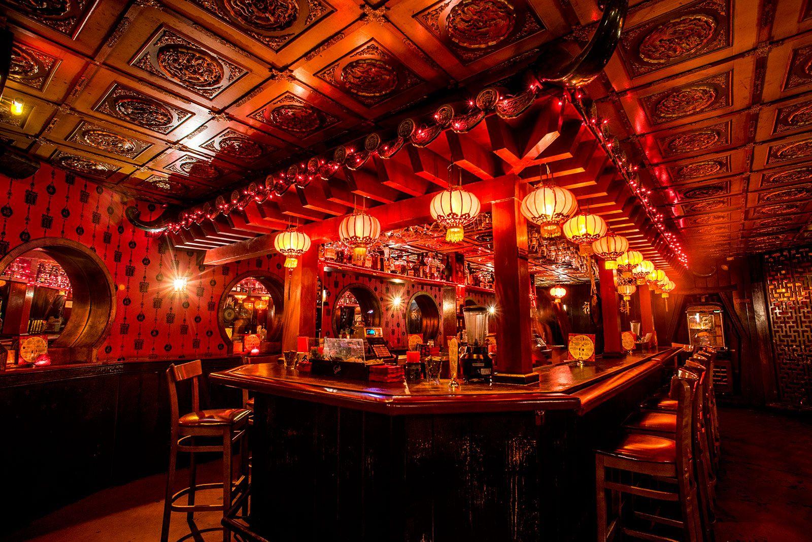 The Good Luck Bar Los Feliz Eagle Rock Silver Lake Highland Los Feliz Los Angeles Bars San