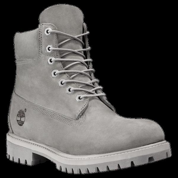 9191b49dc1075 Grey Monochromatic Zapatos Hombre Botas