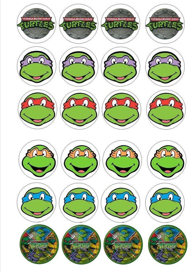 18 Besten Ninja Turtles Bilder Auf Pinterest: Die Besten 25+ Nija Turtles Ideen Auf Pinterest