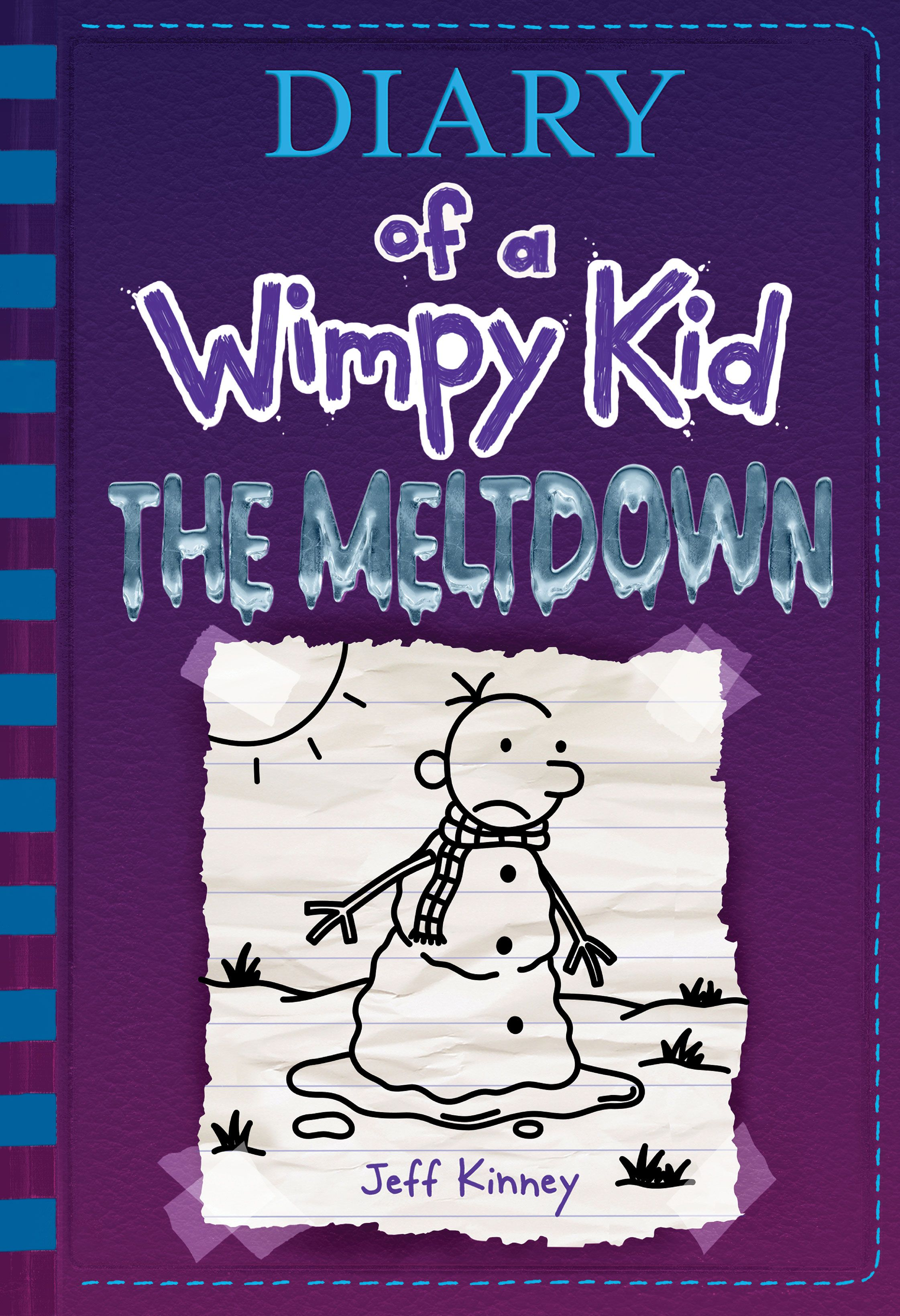 Exclusive cover reveal diary of a wimpy kid the meltdown its diary of a wimpy kid the meltdown its official solutioingenieria Gallery