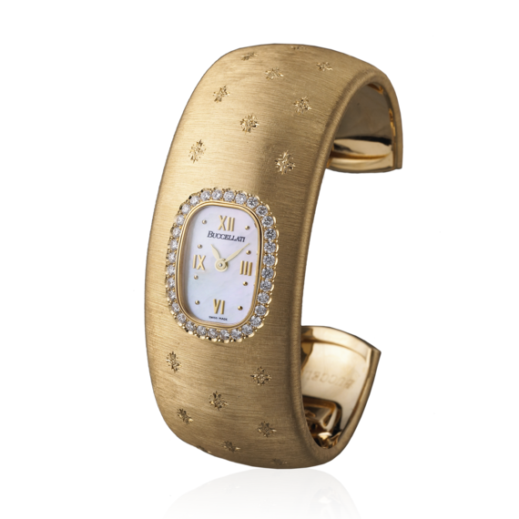 3f62e6b563 Buccellati - Gold Bracelets - CLEOPATRA 2013 yellow gold | Ékszerek