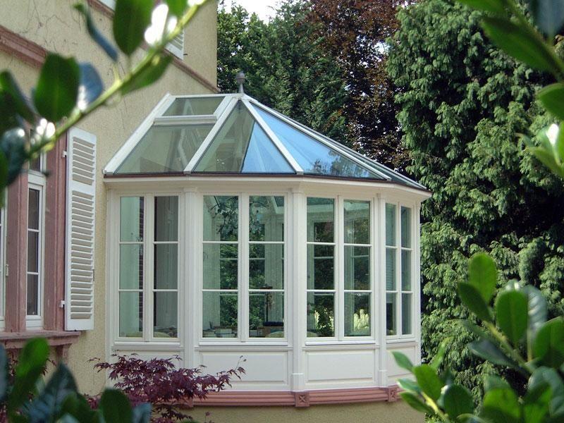 Fensterbau RUTSCH GmbH » Produkte » Wintergärten