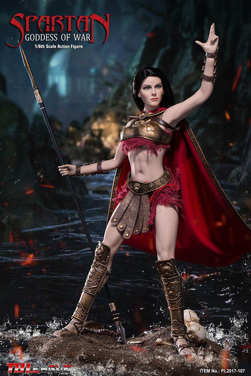 463b2e04ac 1 6 TBLeague Phicen Spartan Goddess Of War Female Figure Box Set -  PL2017-107