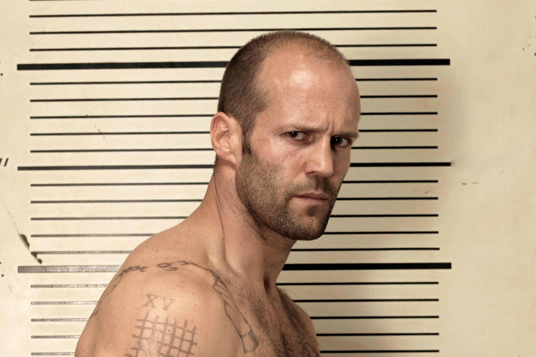 Jason Statham Ass