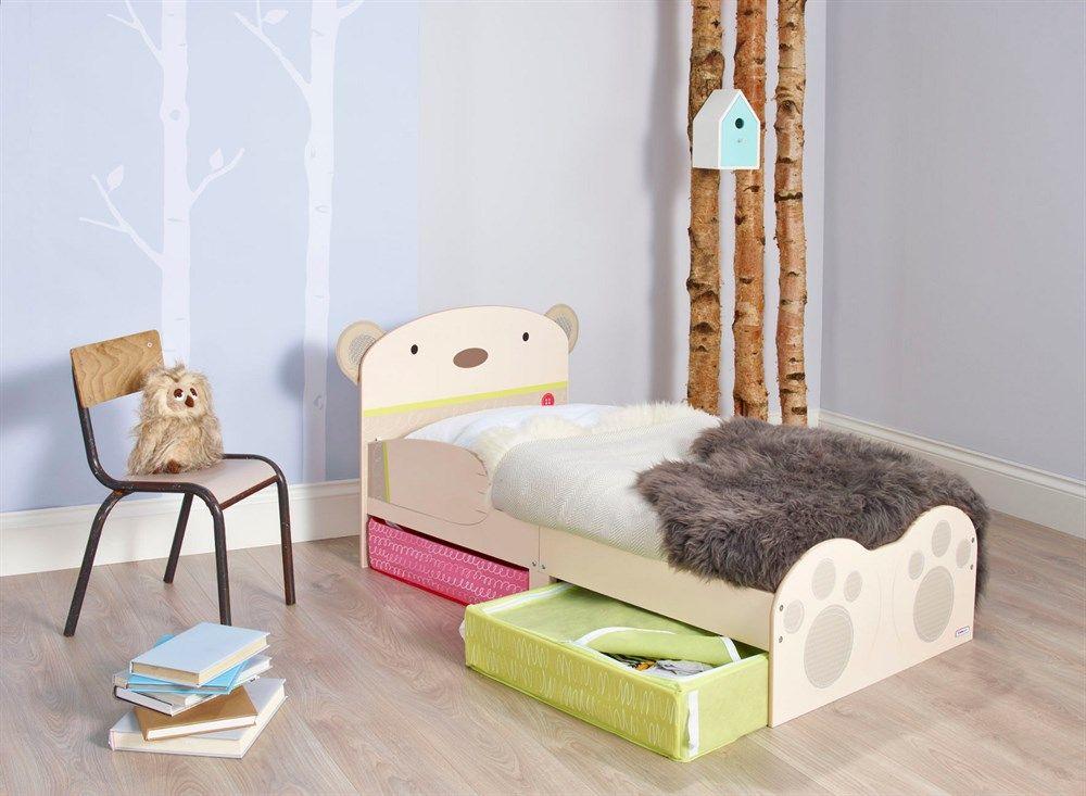 Hello Home, Juniorisänky, 140x70 cm, Bear Hug netistä. Lekmer.fi - verkkokaupasta