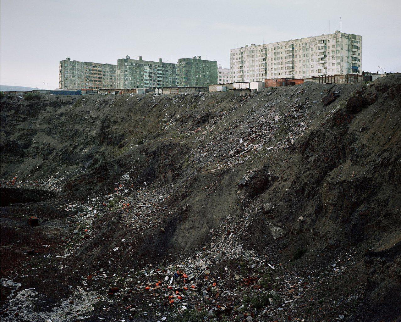 «Norilsk» by Alexander Gronsky