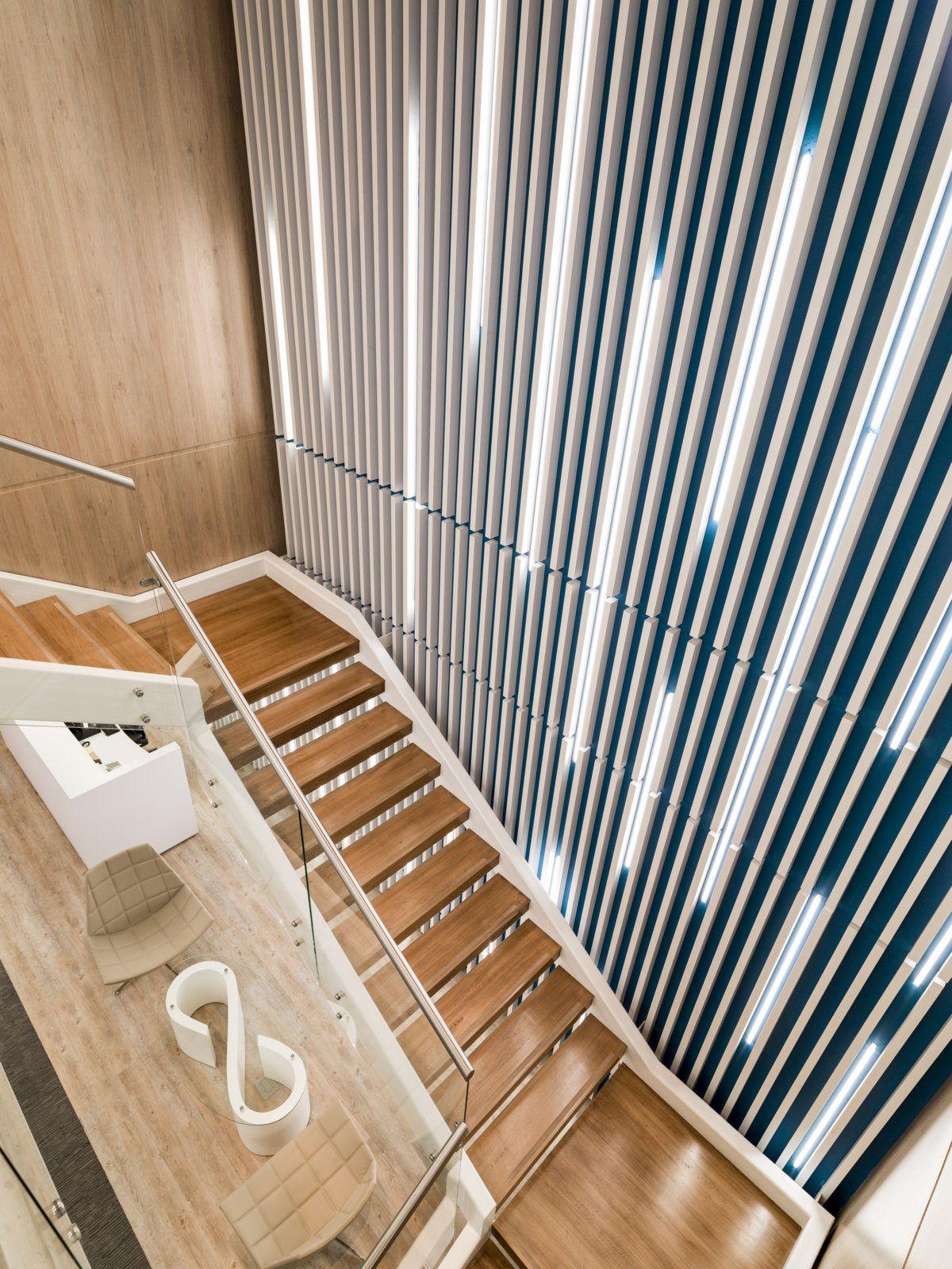 Best Office Tour Scor Offices – Bogotá Stair Railing Design 400 x 300