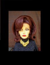 Drag Cabaret Wig (LF-WIG901) Lace Front Bouffant With ...