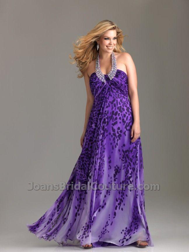 Plus Size Prom Dress   tallaxxx   Pinterest   Vestidos de mujer ...