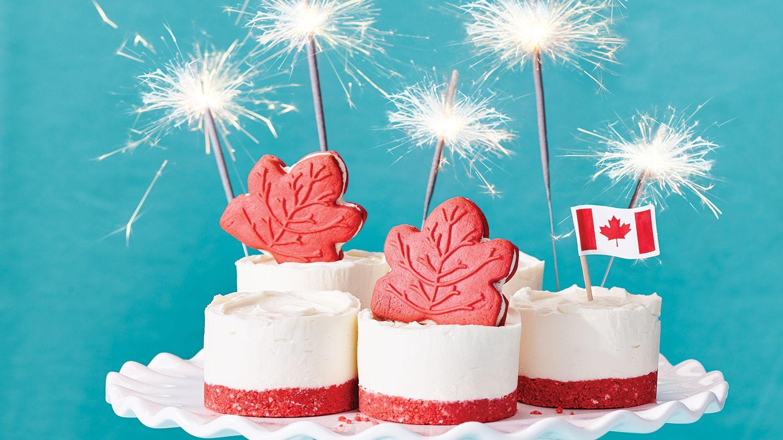 Desserts Archives Foodland Ontario Mini cheesecakes