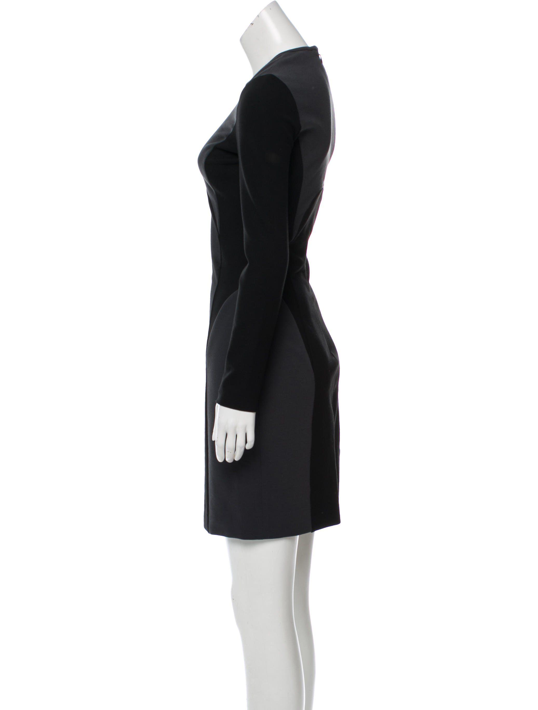 Michael kors long sleeve mini dress women fashion edgy pinterest