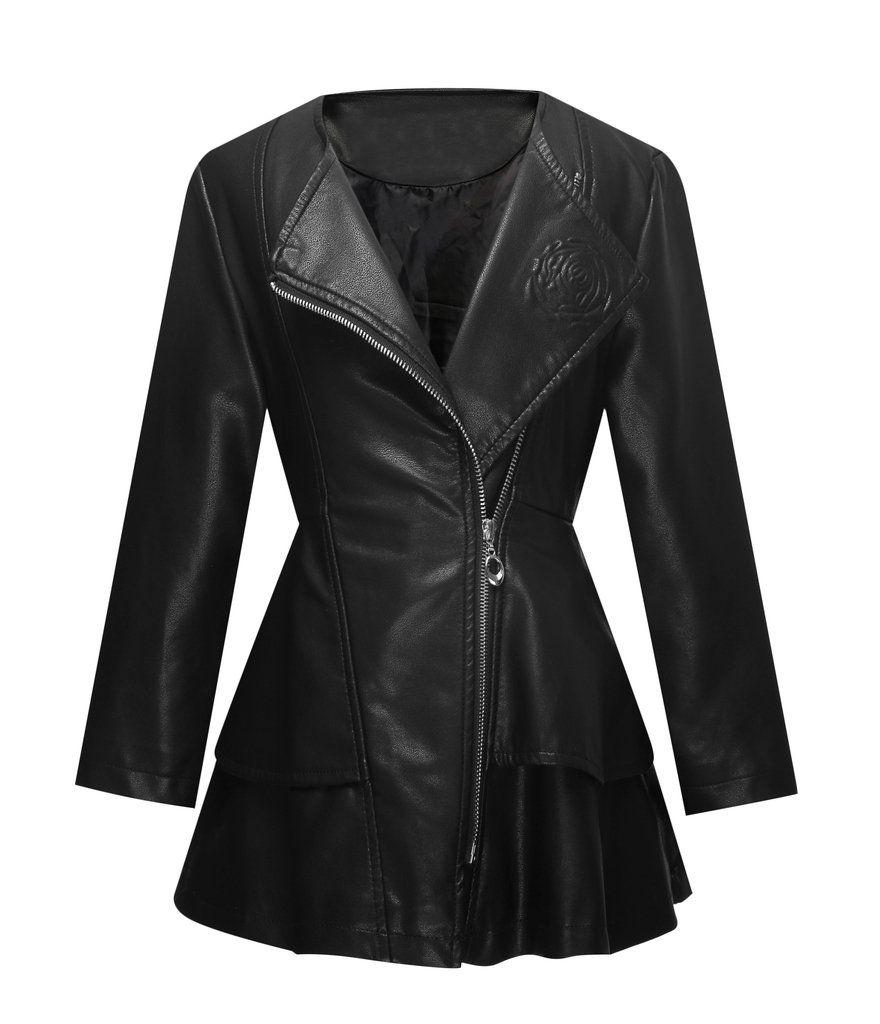 Girls Leather Coat Dress Outwear Windbreaker Kids Toddler Black 3t 4t Twins Dream You Can Get Even More Details Faux Leather Coat Toddler Jacket Kids Dress [ 1024 x 880 Pixel ]