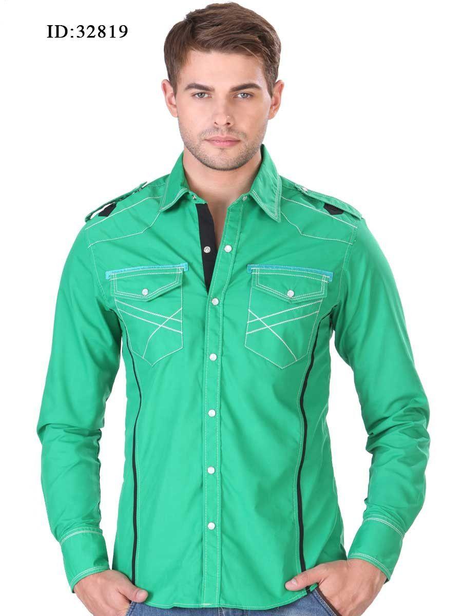 bd5a5230e2 32819 Camisa Vaquera Caballero El General