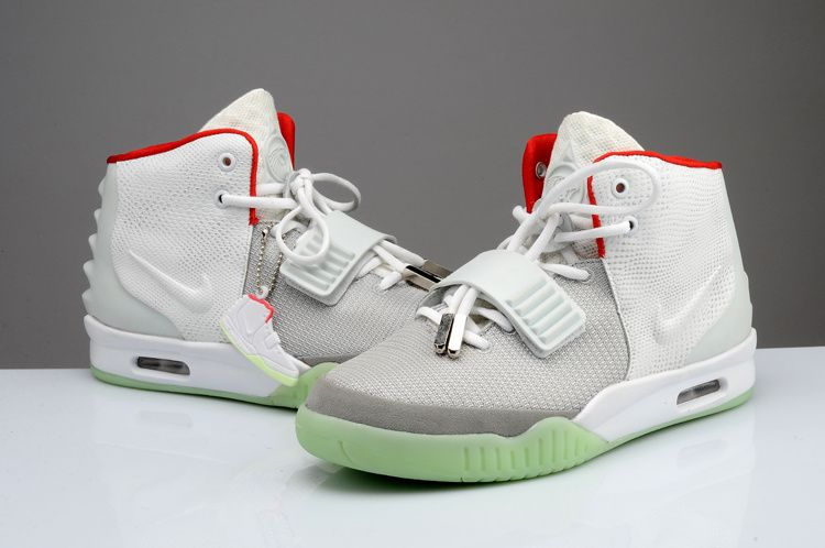 finest selection 944d3 5c266 discount code for nike air yeezy 2 red white 93bee f3c3f