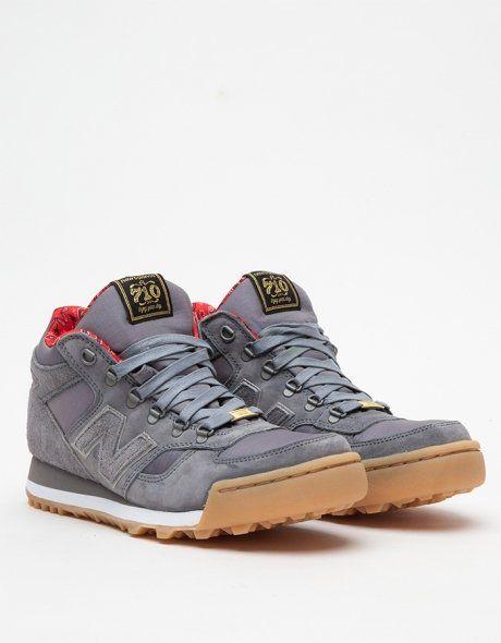 4332070b0e72b2 An awe inspiring remix of the classic New Balance sneak. These New Balance  x Herschel 710 sneakers feature a suede upper