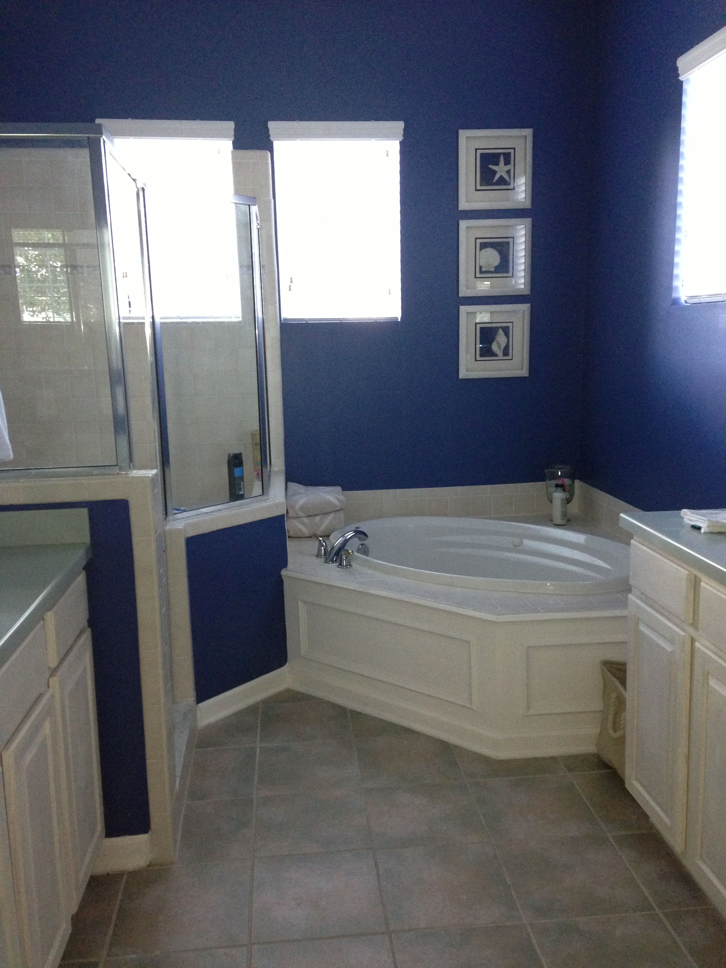 Painting Wall Tile Bathroom