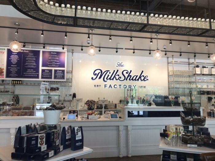 A Delicious Dessert Bar In Pennsylvania The Milk Shake Factory Is Full Of Delectable Sweets Milkshake Milkshake Bar Milkshake Shop