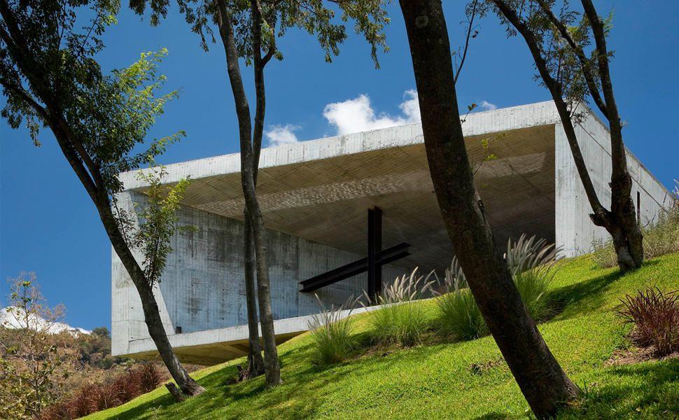 Diseño: EMC Arquitectura // Ubicación: Lago de Coatepeque, El Salvador // Año: 2013 // Fotografía: Tom Arban