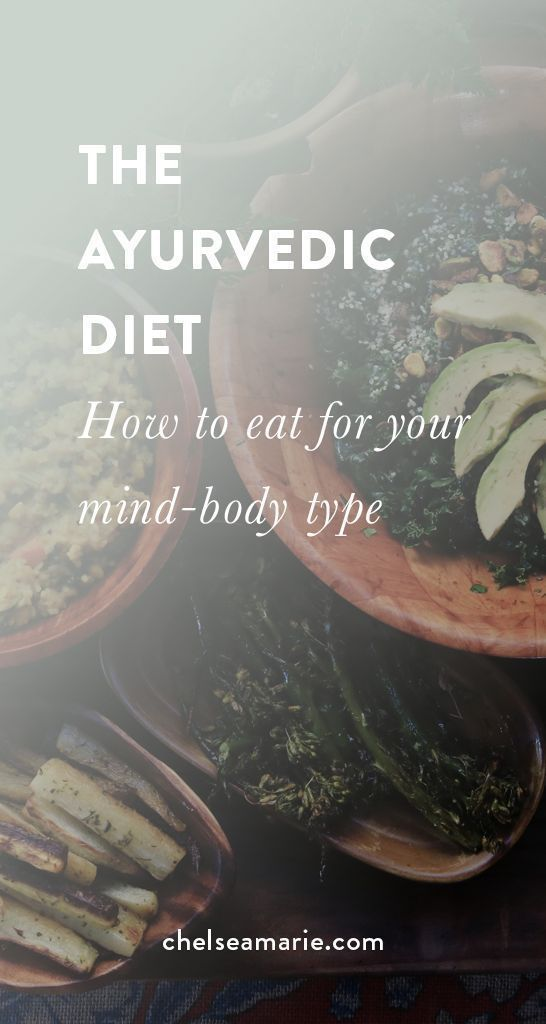 Learn How To Eat Right For Your Mind Body Type Ayurvedic Diet Mind Body Ayurvedic