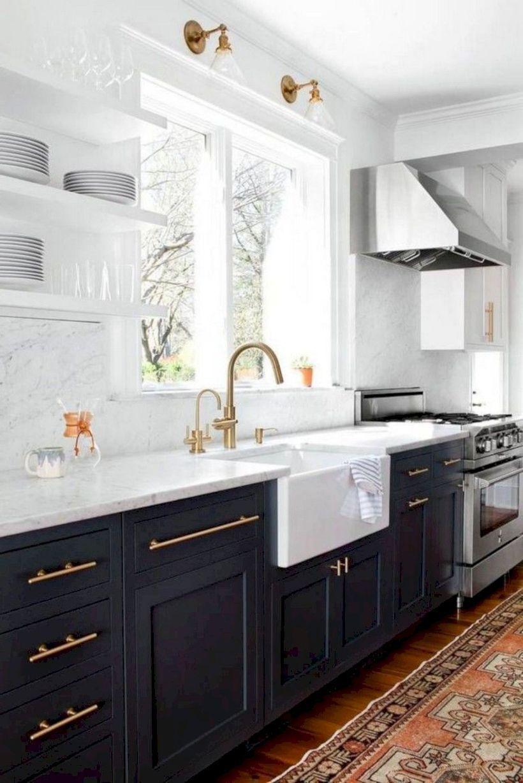 52 Cozy Color Kitchen Cabinet Decor Ideas White Wood Kitchens Home Decor Kitchen Kitchen Design