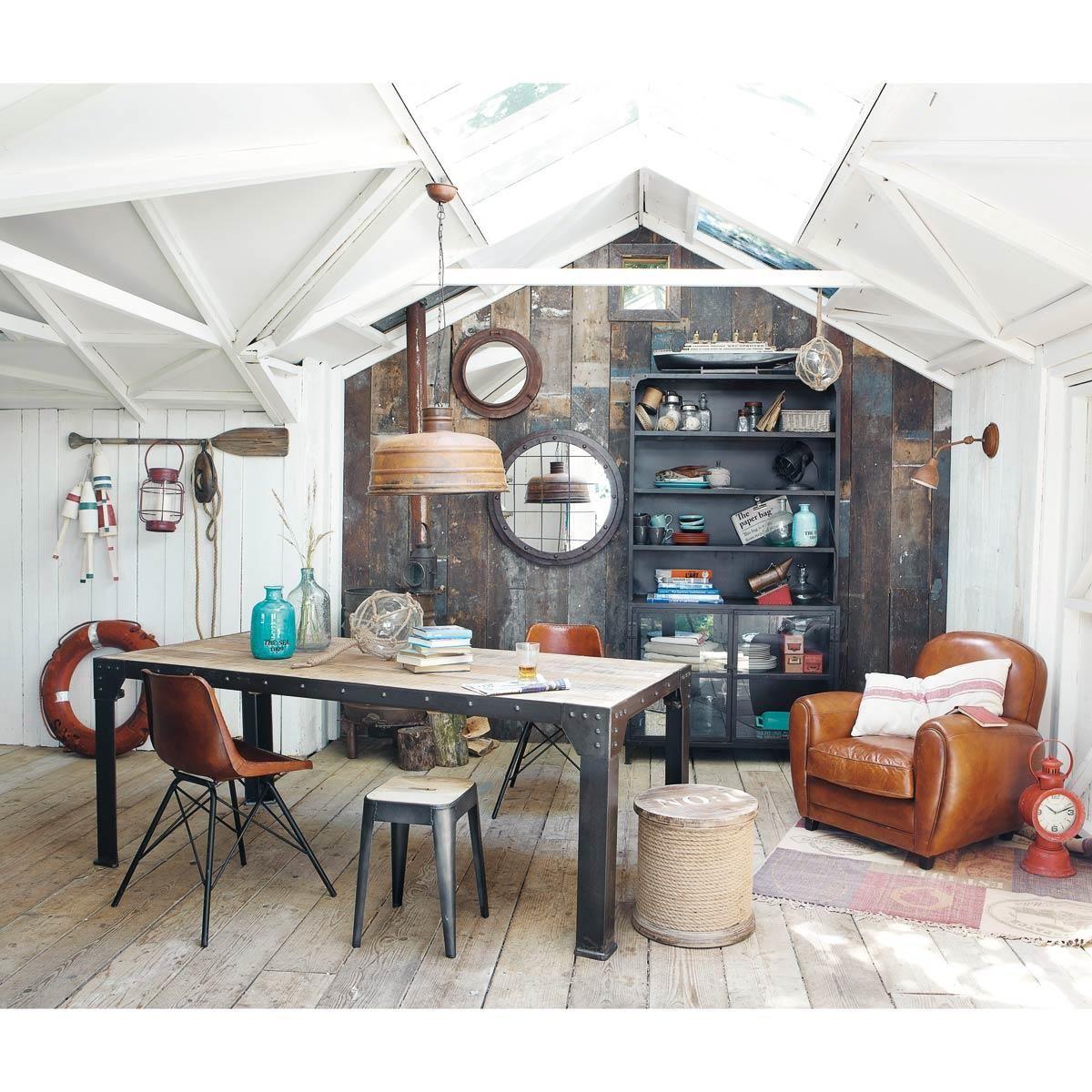 tabouret bobine de corde bord de mer pinterest. Black Bedroom Furniture Sets. Home Design Ideas