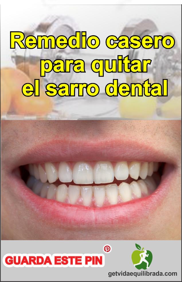 remedios caseros para la limpieza de los dientes