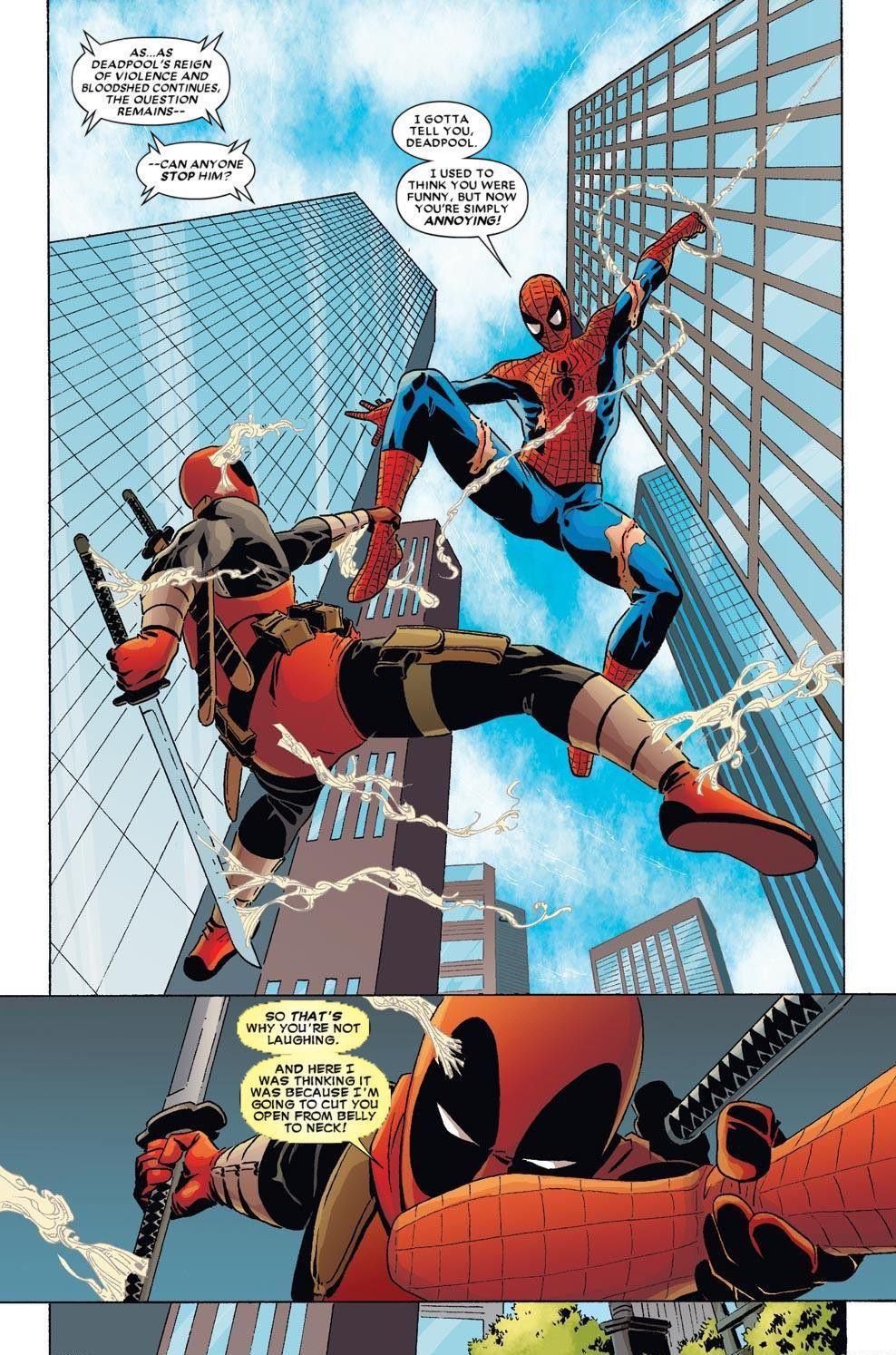 Deadpool kills marvel universe part 2 deadpool marvel deadpool marvel universe - Marvel spiderman comics pdf ...