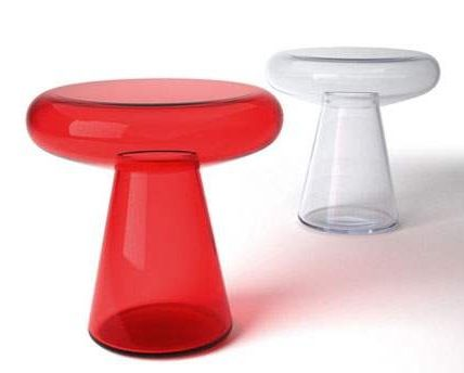 Moooi Glass Table