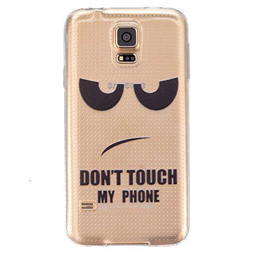 Cozy Hut Samsung Galaxy S5 Hülle Case TPU Schutzhülle ...