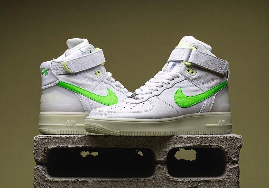 Rsvp Gallery Nike Air Force 1 High Release Date Nike Air Nike