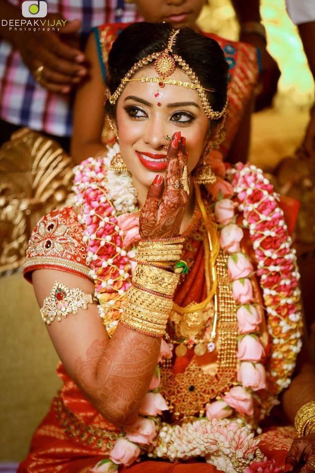 Sun Music VJ Diya & Karthik wedding. www.shopzters.com