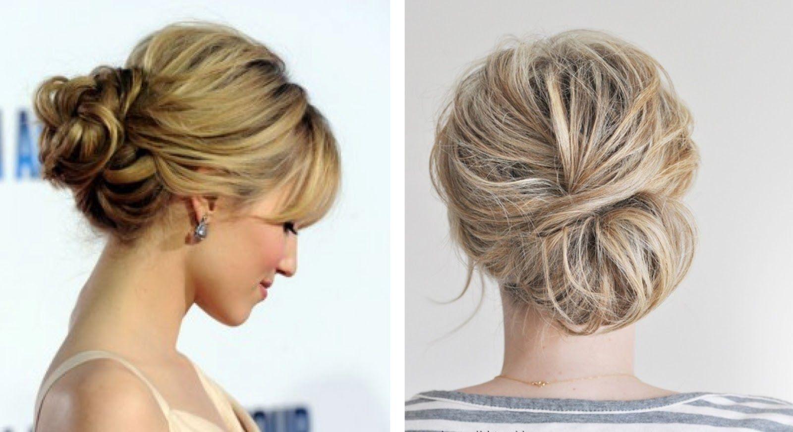 recogidos bajos Buscar con Google Hair Pinterest
