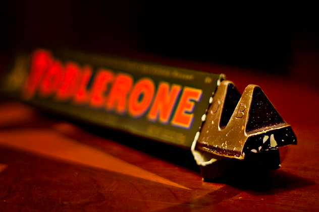 Toblerone Bar Dark Chocolate Toblerone Toblerone