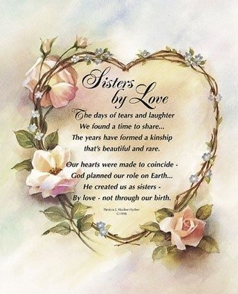 Pin By Katherine DeMonico On Sisters Pinterest Sisters Love My Gorgeous Love My Sister Poems